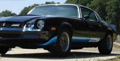 Chevrolet Camaro Z28 de retour