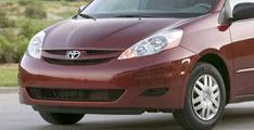 Toyota Sienna 2011 : Début à Los Angeles