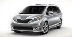 Toyota Sienna 2011 : Officiellement dévoilée