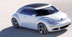 La nouvelle New Beetle