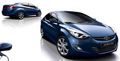 Hyundai Elantra 2011.