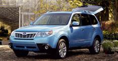 Subaru Forester 2011 : premiers détails.