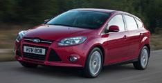 Ford Focus 2012 : Auto du CES 2011.