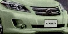 Toyota Corolla 2012 : Une photo qui pourrait bien l'être.