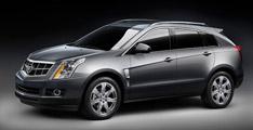 Cadillac SRX 2011 : La version 2.8T abolie