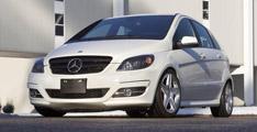 Mercedes Classe B55:383 chevaux.