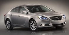 Buick Regal 2012 eAssit