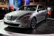 Chicago 2011: 2012 Hyundai Genesis R:Spec Sedan 2012