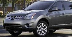 Nissan Rogue 2011:Essaie.