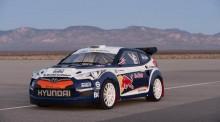 Hyundai révèle enfin sa voiture de rallye Veloster