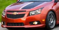 Chevrolet Cruze 2012 Z Spec de Holden