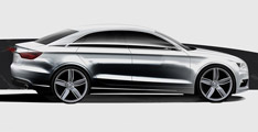 Audi A3 2013 : Les premières images