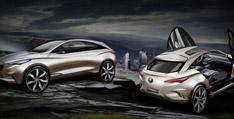 Buick Envision : D'autres images « Sketches »