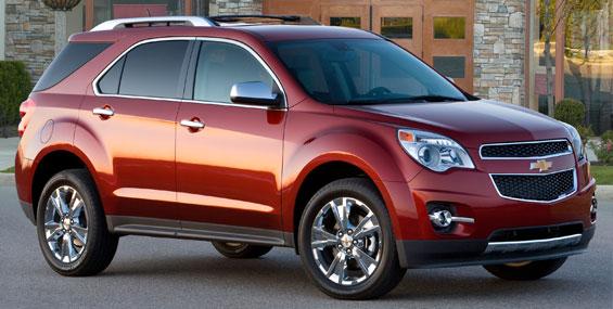 Chevrolet rapetisserait la prochaine génération d'Equinox !