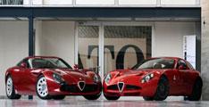 Zagato construira des Alfa Romeo TZ3 Stradale.