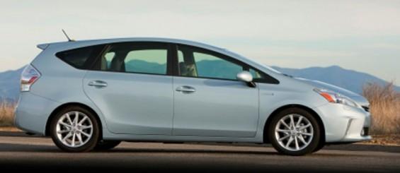 La Toyota Prius familiale fera son entrée à l'automne.