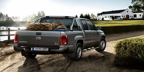 L'Amarok 2011, la camionnette Volkswagen