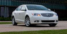 Buick LaCrosse:Un nouveau V6.