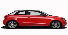 Audi A1 TDI :moteur de 1,6 litre turbodiesel.