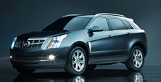 Pas de Cadillac SRX hybride