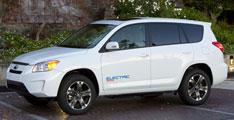 Toyota RAV4 électrique 2012 :Bientôt commercialisé.