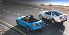 Ford reprend l'appellation Capri pour sa Mustang.