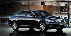 Hyundai Genesis 2012: La marque veut écouler ce modèle.