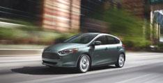 Ford Focus électrique 2012:Avec des panneaux solaires.