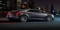 Cadillac Converj devient Cadillac ELR.