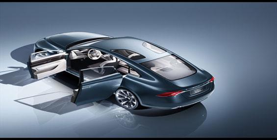 Volvo dévoile son concept You à Francfort.