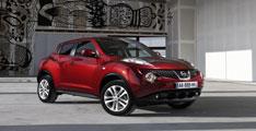 Nissan Juke: Un super VUS en préparation.