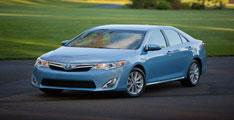Toyota Camry hybride 2012: à 26900 $.