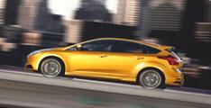 Ford Focus ST 2012:aux États:Unis.