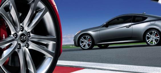 Hyundai Genenis Coupe 2012