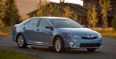 Toyota Camryhybride 2012:puissance, confort et économie au menu