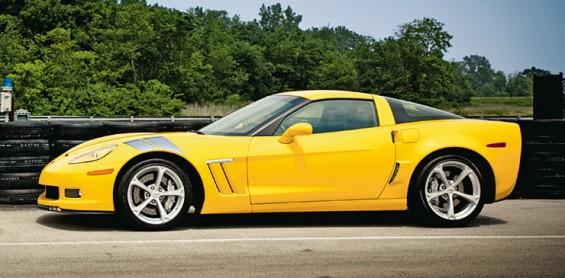 La Chevrolet Corvette : la passion se poursuit