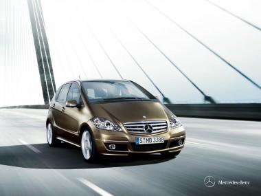 Mercedes:Benz Classe A 2012