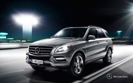 Mercedes:Benz Classe M 2012