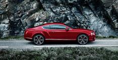 Bentley Continental GT V8 2011: la plus éconergétique jamais construite.