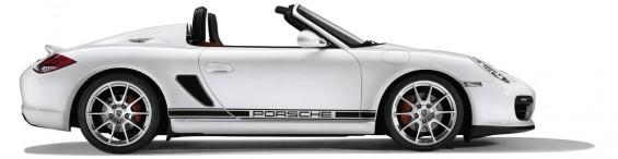 La Porsche Boxter Spyder 2012 : Payer plus pour recevoir moins