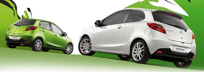 La Mazda 2 2012 : Une personnalité colorée