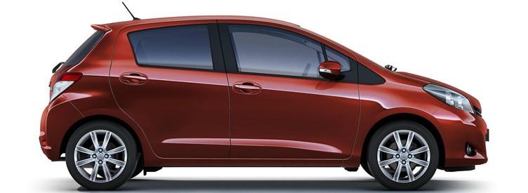 La Toyota Yaris 2012 : économie et style