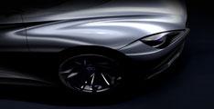 Infiniti EMERG:E :Le fameux concept sportive  électrique de la marque