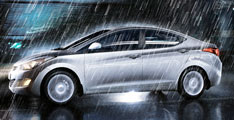 Hyundai Elantra 2012 : Voiture canadienne de l'année.