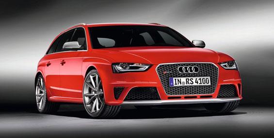 L'Audi RS4 Avant 2013, la familiale de performance