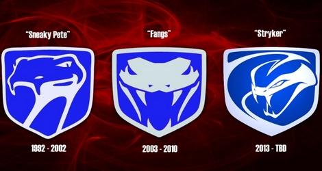 Viper 2013 : un nouveau nom, un nouveau logo