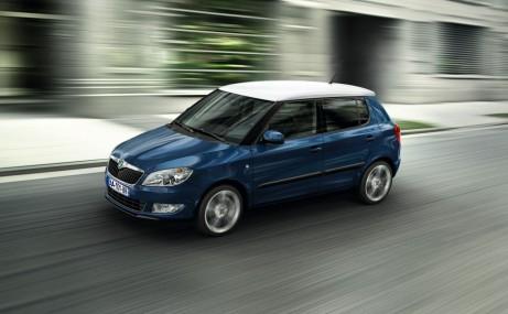 La Škoda Fabia 2012 : une citadine pour tous