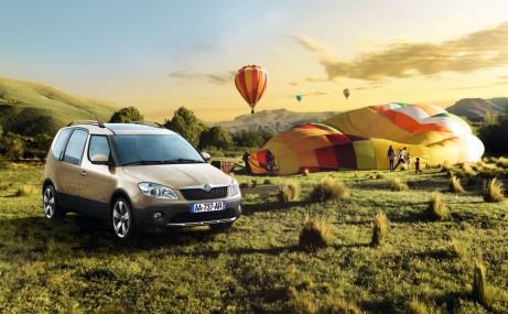 La Škoda Roomster 2012 : une familiale audacieuse