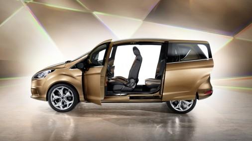 Le Ford B:Max à partir de 15 800 euros.