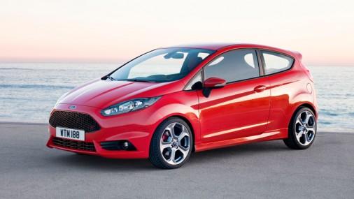 Genève 2012 : la nouvelle Ford Fiesta ST